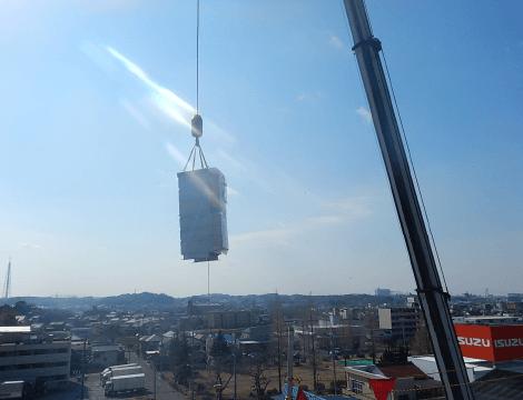 株式会社エスディーエス(SDS) 無線設備工事 施工事例の写真