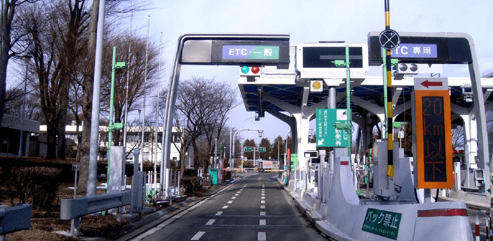 高速道路・一般道の設備工事 イメージ