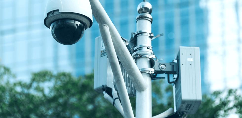 監視設備関連工事 イメージ